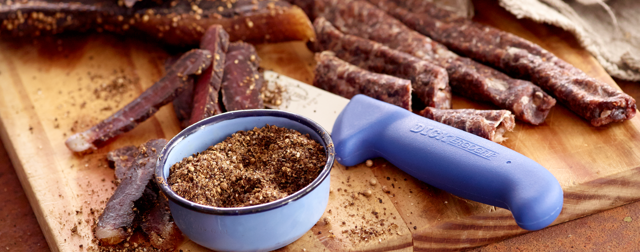 Make great biltong with this equipment