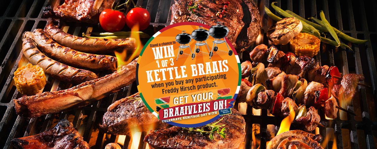 Get Your Braaivleis On: The Ultimate Braai Day Guide