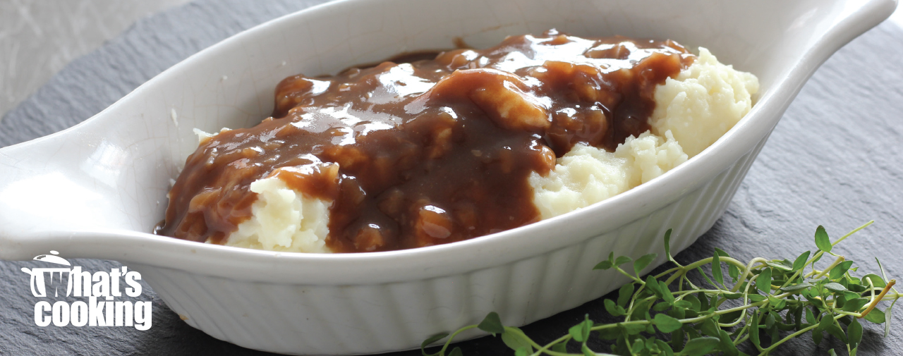 Brown Onion Sauce