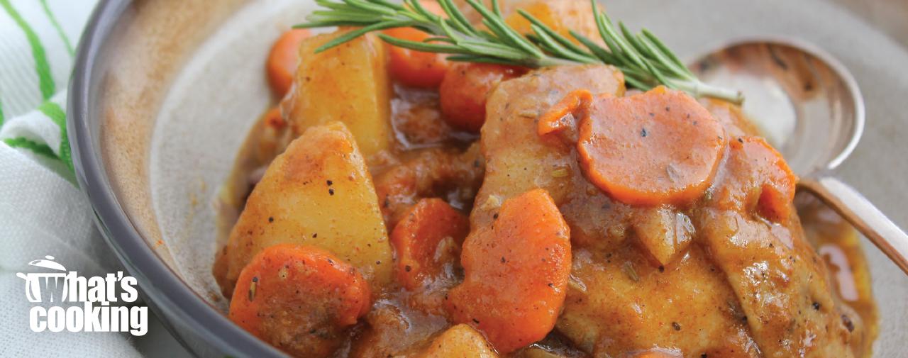 Chicken Stew Mix