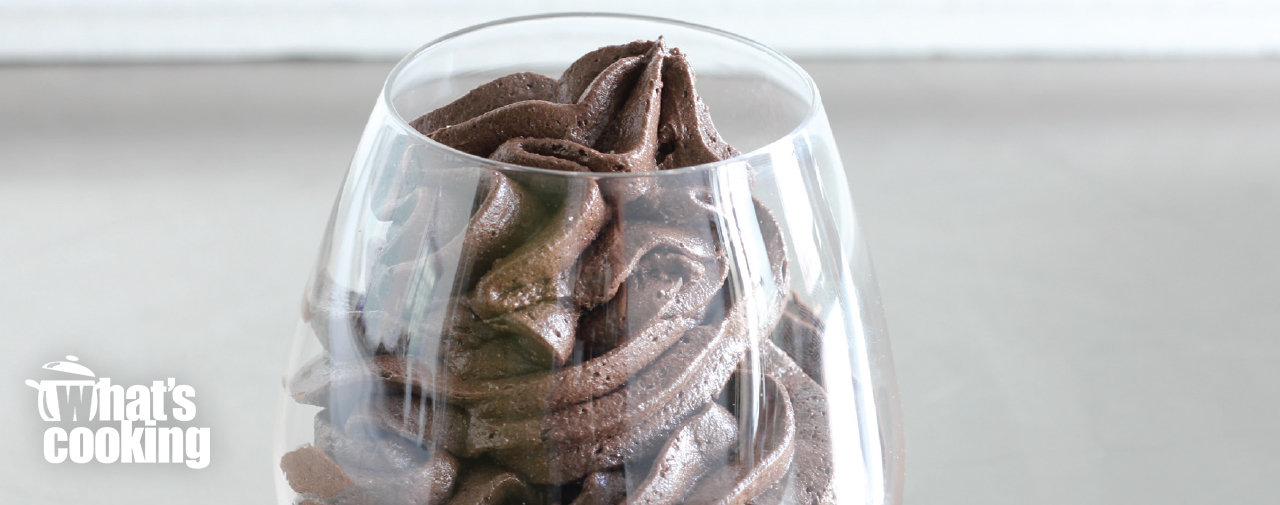 Chocolate Flavoured Mousse