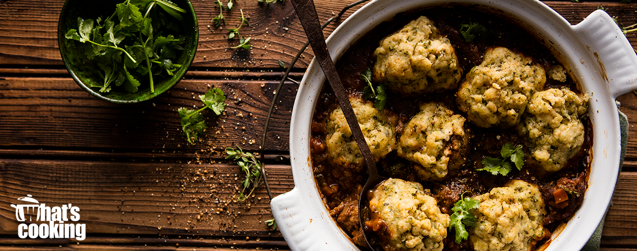 Hunters® Game Stew Herbed Dumplings