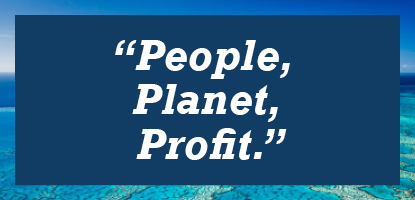People. Planet. Profit.