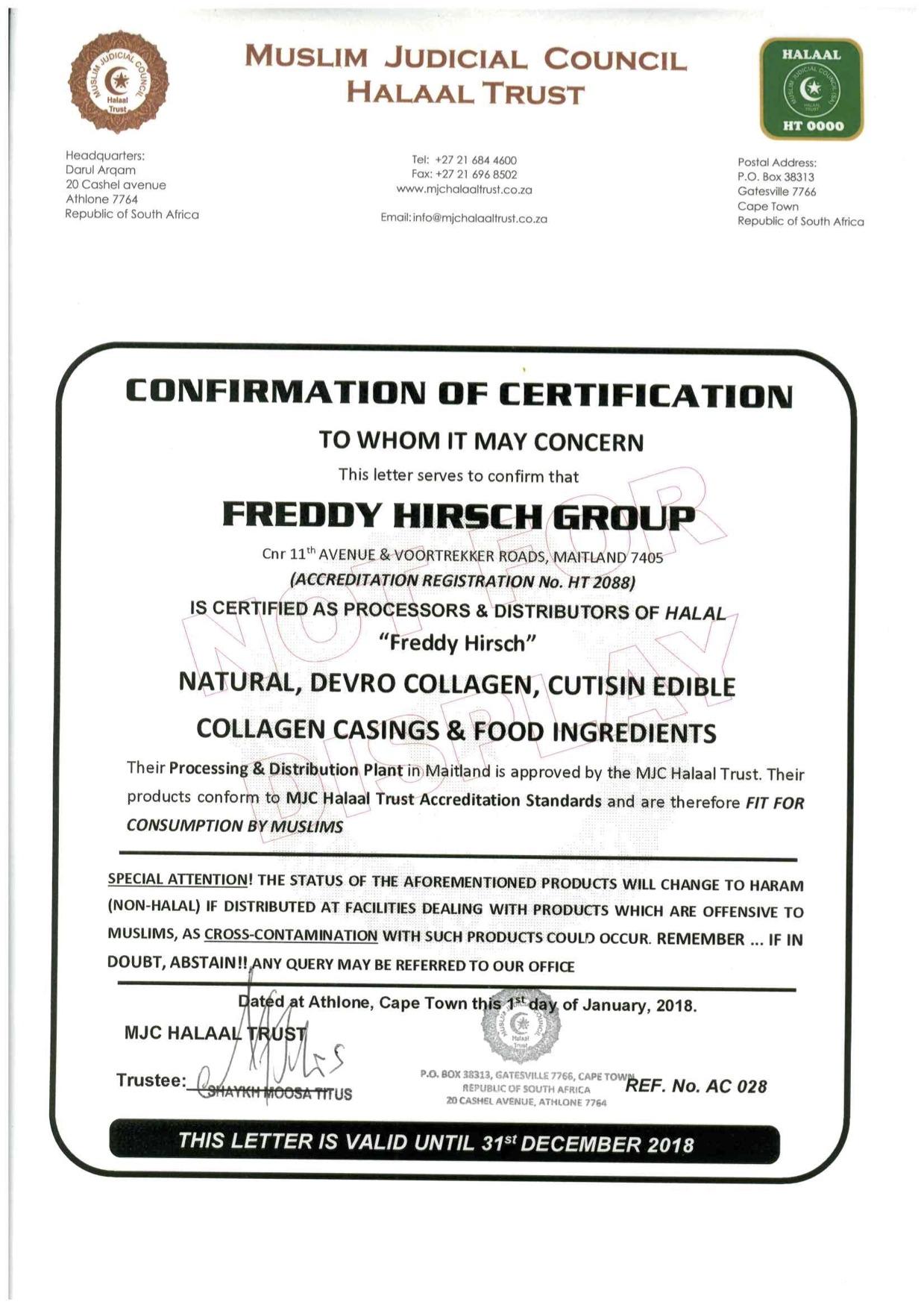 Freddy Hirsch
