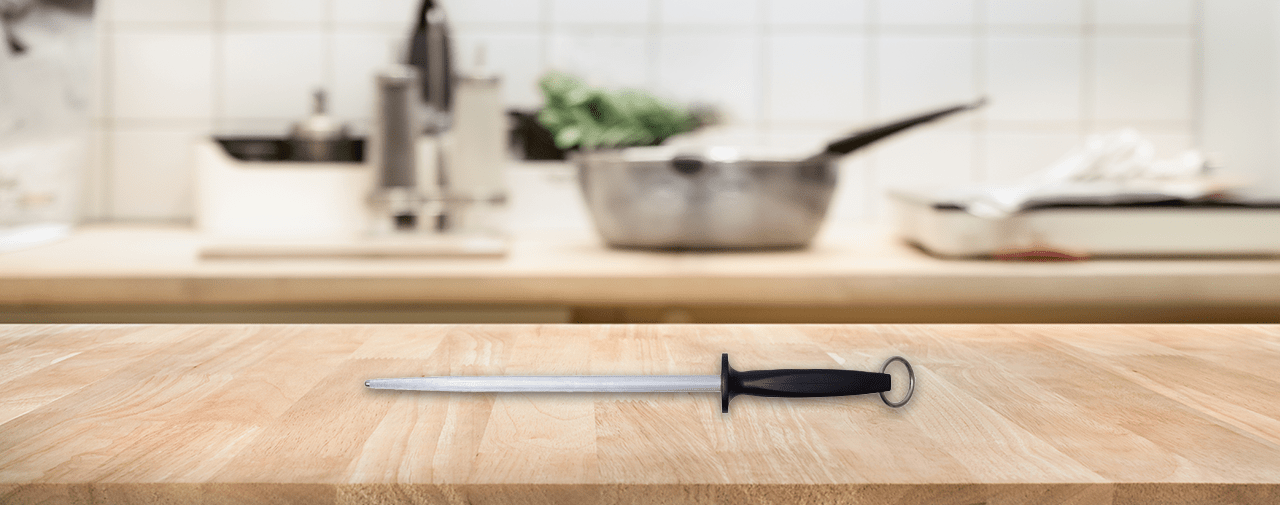 Here's how you can sharpen your high-quality butcher knives like a professional