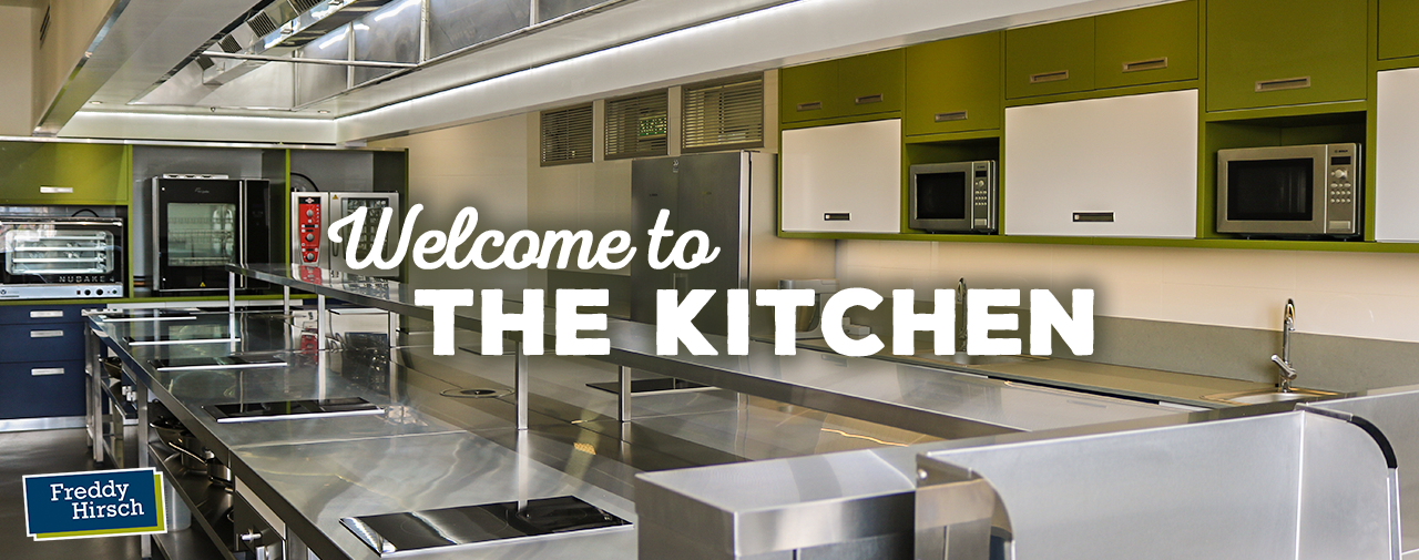 The Kitchen is here!