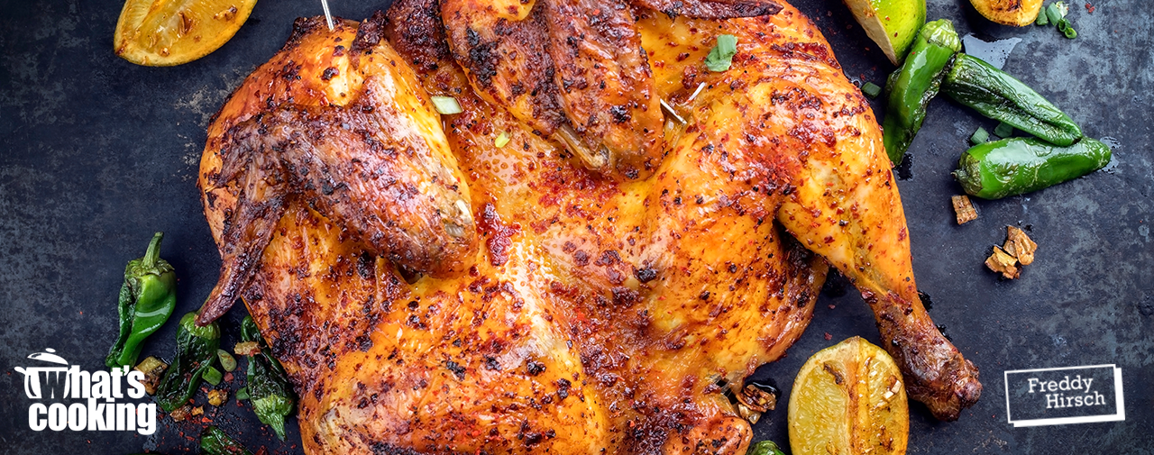 What's Cooking™ Lemon Peri Peri Grilled Chicken