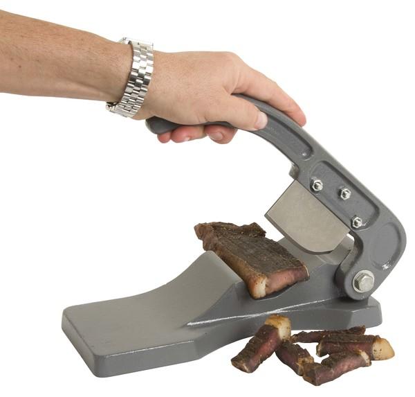 Manual Biltong Cutter