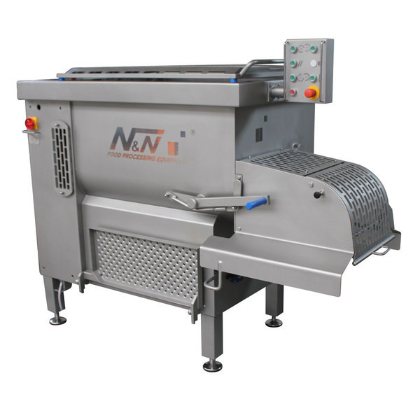 N&N Mix450 Non-Vacuum Paddle Blender With Integrated Lifting Device