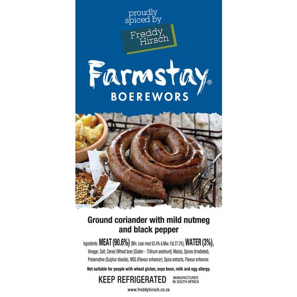 907058 farmstay label