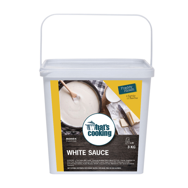 What's Cooking White Sauce Tub