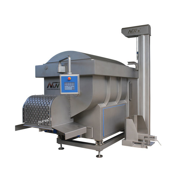 N&N Mix300V Vacuum Paddle Blender With Integrated Lifting Device