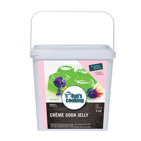 What's Cooking Creme Soda Jelly Tub