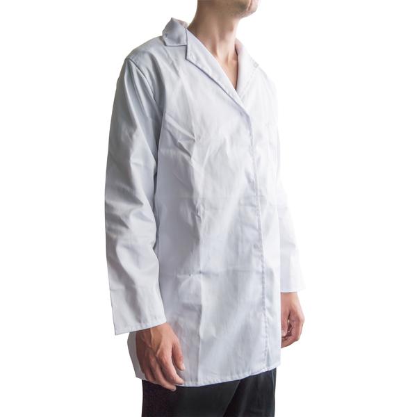 Dust Coat Size 38 - White