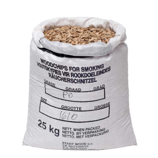 Pure Oak Woodchips 25kg