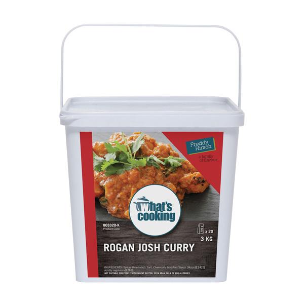 What's Cooking Rogan Josh Tub