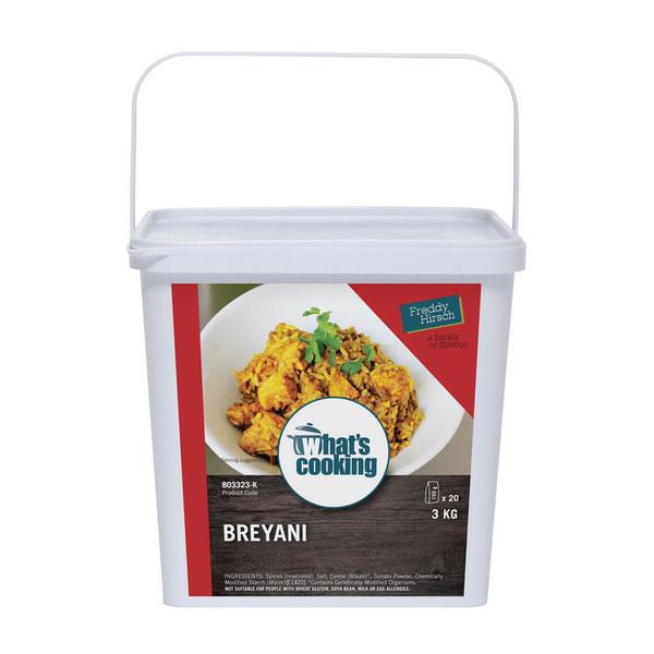 What's Cooking Breyani Tub
