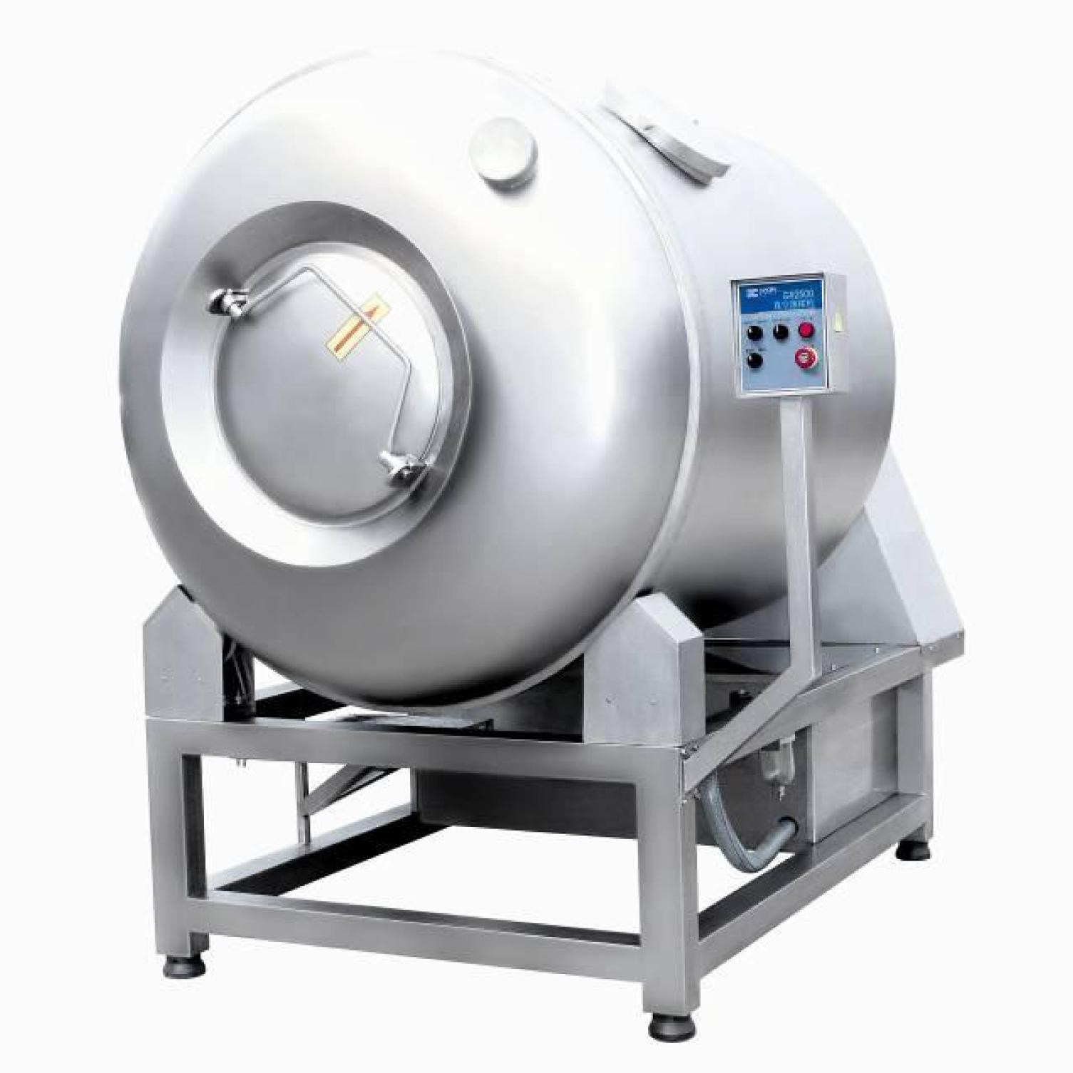 Industrial Vacuum Tumbler